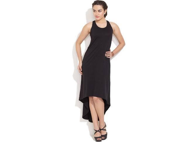 Trendy Basis Dress