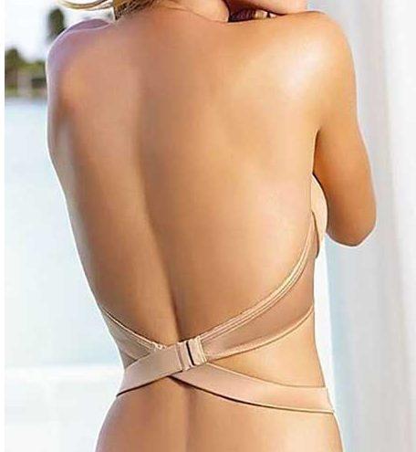 lower back strap bra