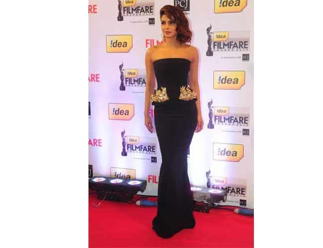 Priyanka Chopra in Alexander McQueen Gown