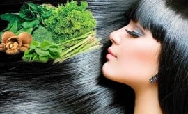 What Food to Eat For Healthy Hair