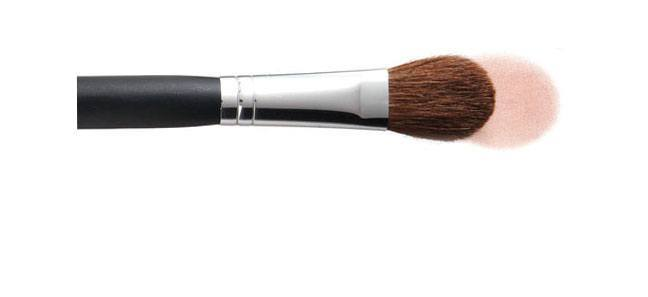 blending eyebrow brush
