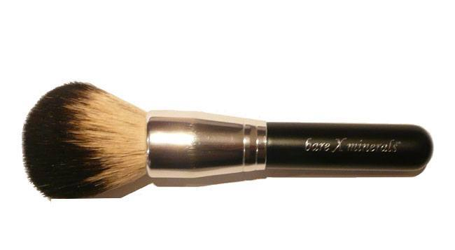 blush or powder brush