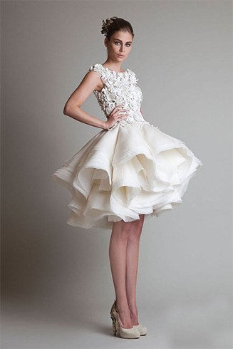 Unique Wedding Dresses That Will Surely Blow Your Mind