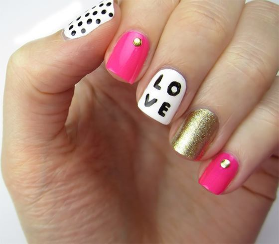 The Season of Love: Valentine's Day Nail Art Designs