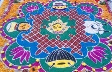 New Sankranthi Rangoli Designs