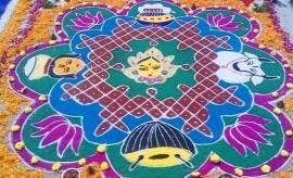 New Sankranthi Rangoli Designs