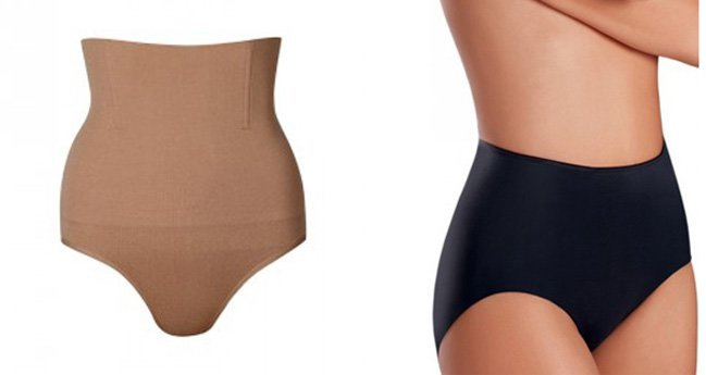 shape wear panties