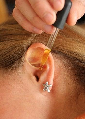 Tea Tree Oil for Ear Wax