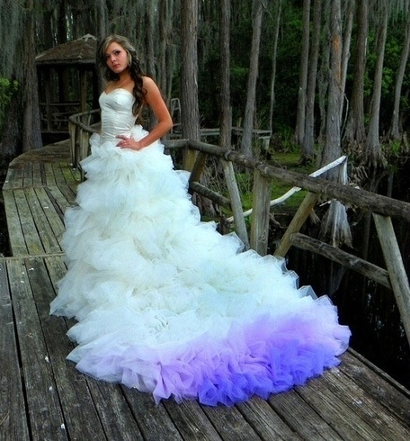 Unique Bridal Dresses