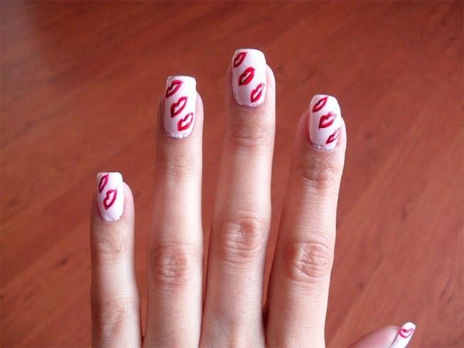 The season of love valentines day nail art designs v day nail art ideas prinsesfo Choice Image