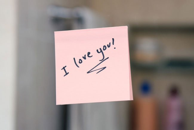 Love notes