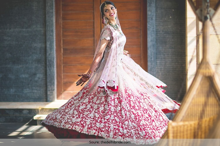 Re-Use Your Bridal Lehenga