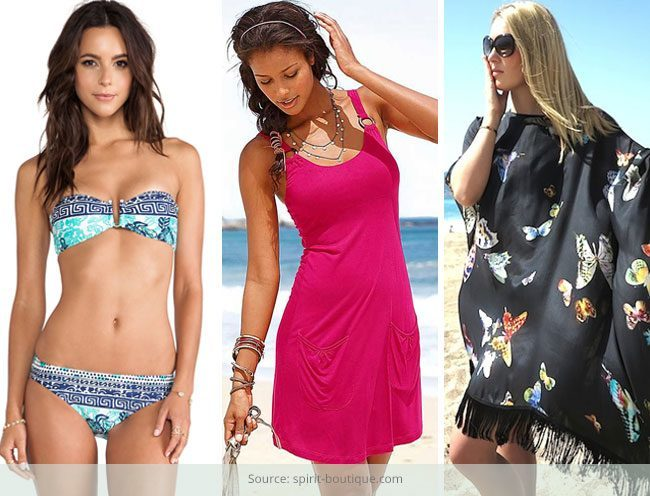 5 Ways To Dress While On A Beach Holiday