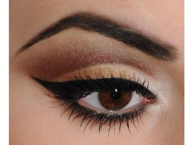 Arched Eyebrow