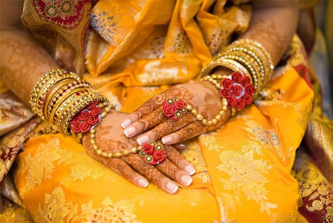 Colours for Summer weddings