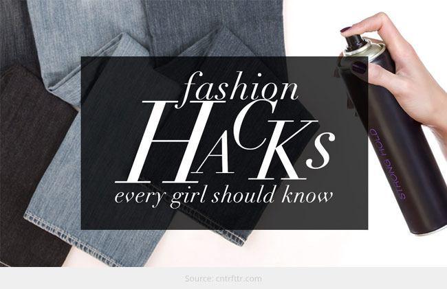 Beauty hacks, home remedies