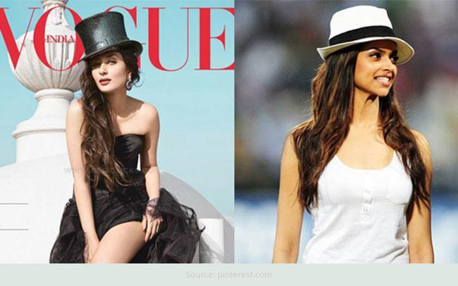 HATS-off to the Bollywood Ladies