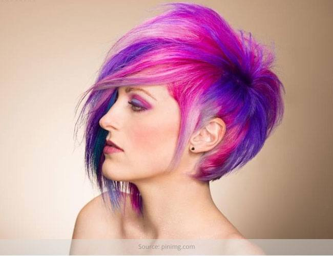 Hair Chalking Coolest Hair Coloring trend