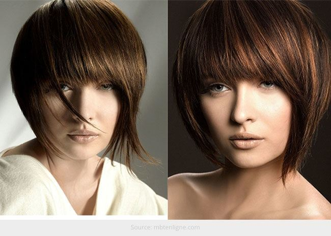 Brilliant Top 3 Hairstyles For Petite Women Hairstyle Inspiration Daily Dogsangcom