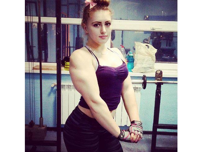 Muscle Barbie 88
