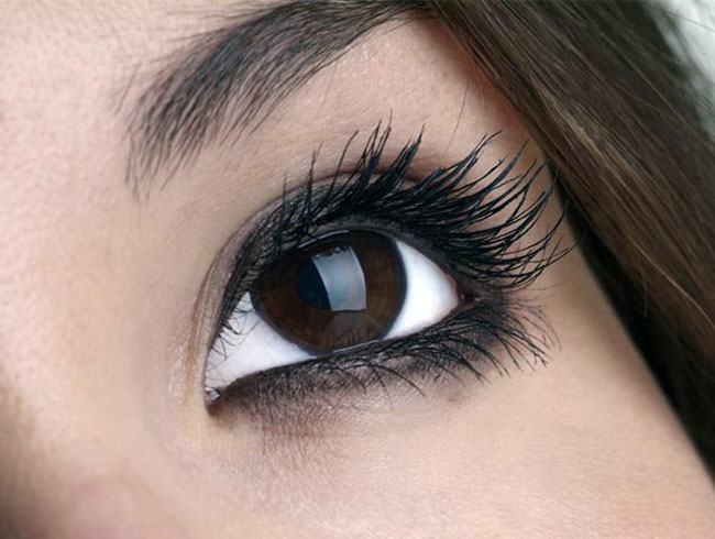 Kohl Rimmed Eyes