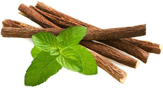 Licorice for Calluses and corns