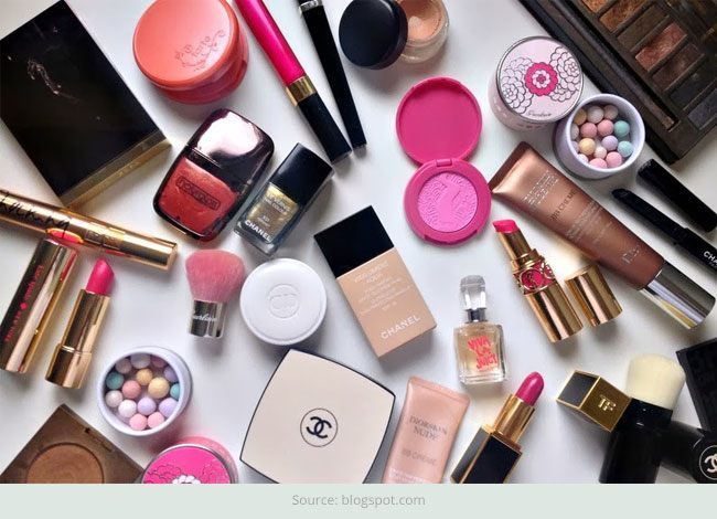 Luxury Beauty Products of 2015