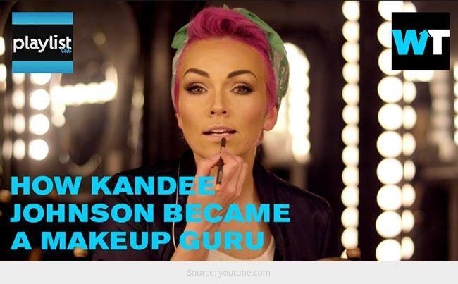 Makeup Artist Kandee Johnson