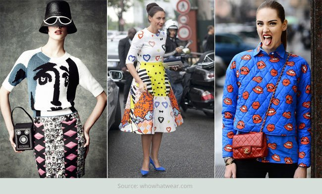 Quirky Prints For The Fashionista