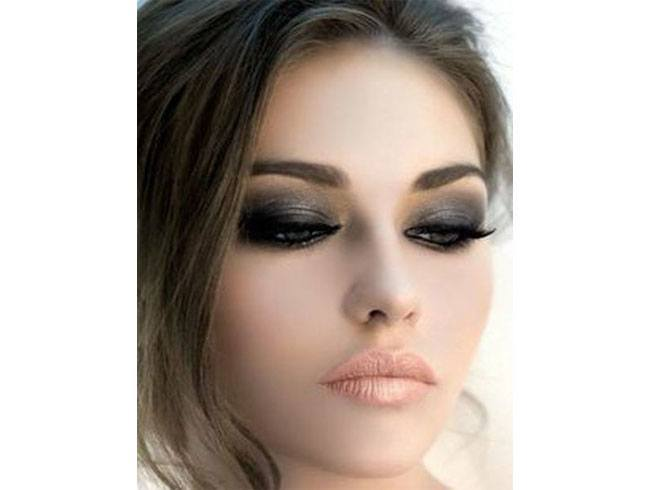 Smokey Eyed Look