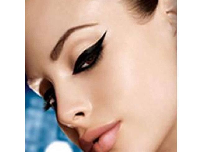 Soft Angled Eyebrows