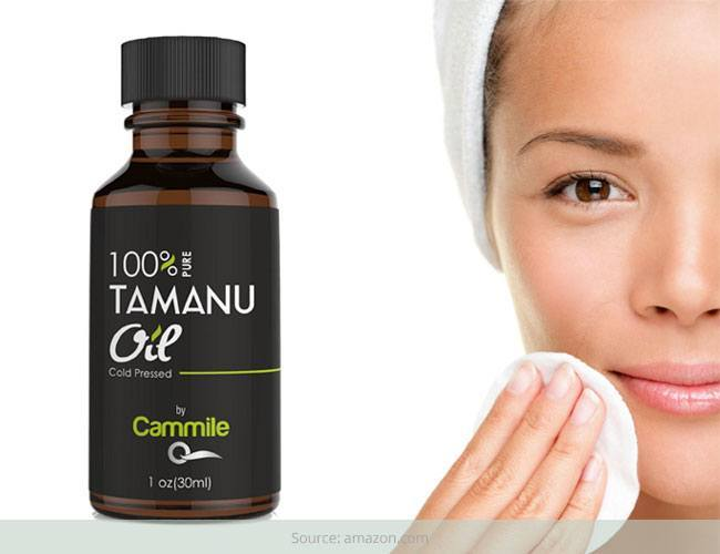 Tamanu Oil for Hair and Body