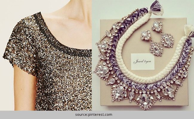 How to Wear Bling to Lunches and Casual Affairs?