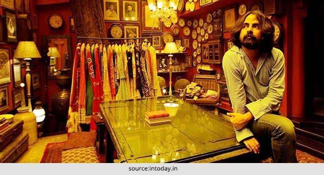 Sabyasachi Mukherjee - A Connoisseur of All Things Vintage!