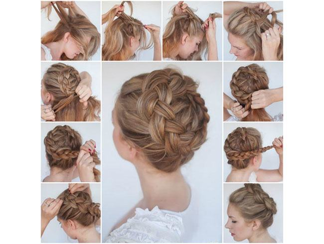 crown hairstyles