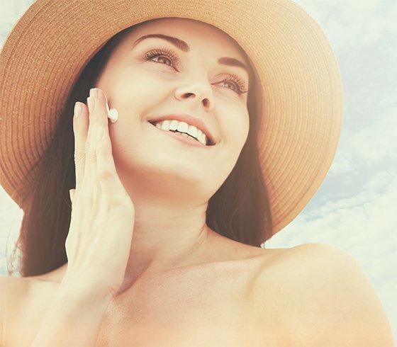 Moisturizing Sunscreen