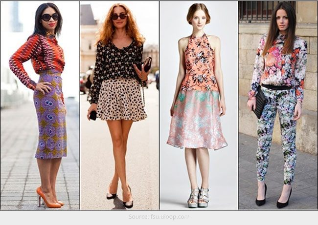 5 Rules For Mixing and Matching Prints and Patterns