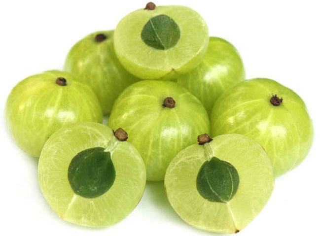 Amla for Strong, Black Hair