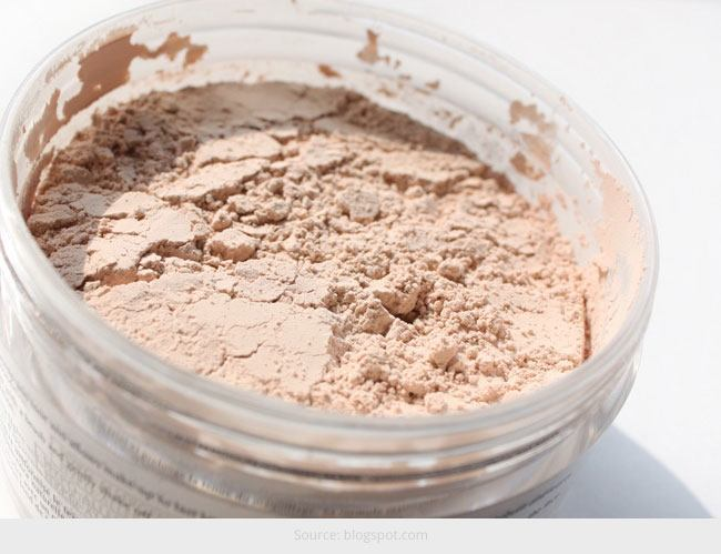 Compact Powders for Dry Skin