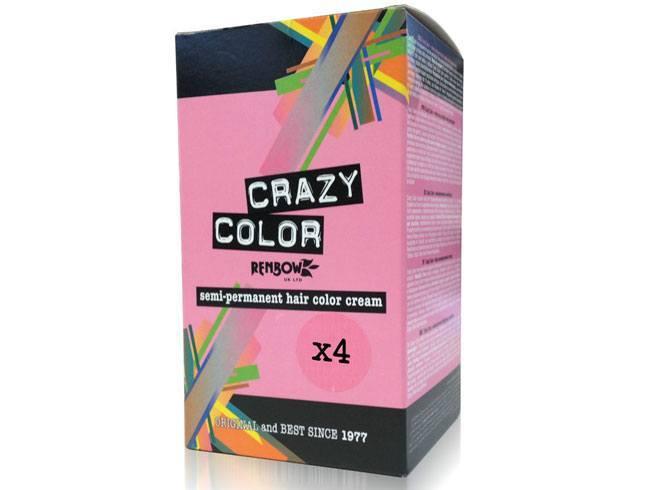 Consider the semi permanent hair dye