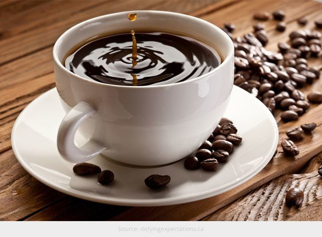 Decaf Coffee for Healthy You