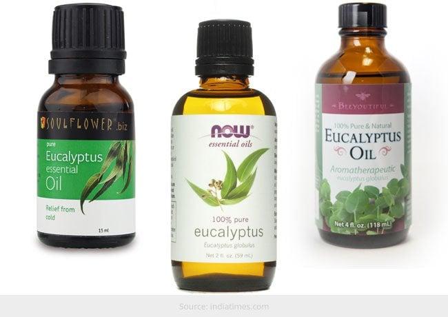 Eukalyptusöl für Schönheit und Gesundheit