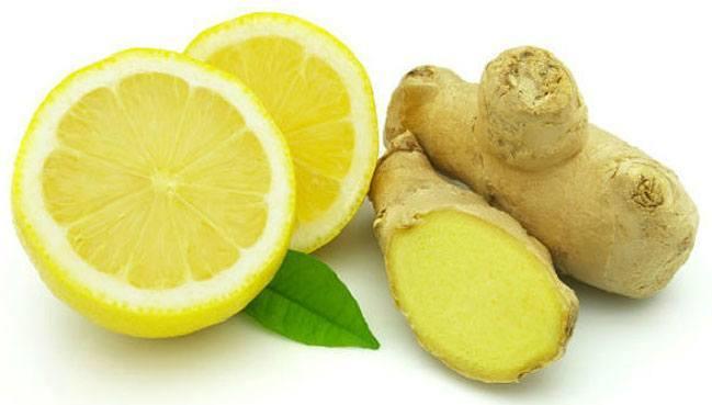 Ginger and Lemon for Dandruff-Free Hair