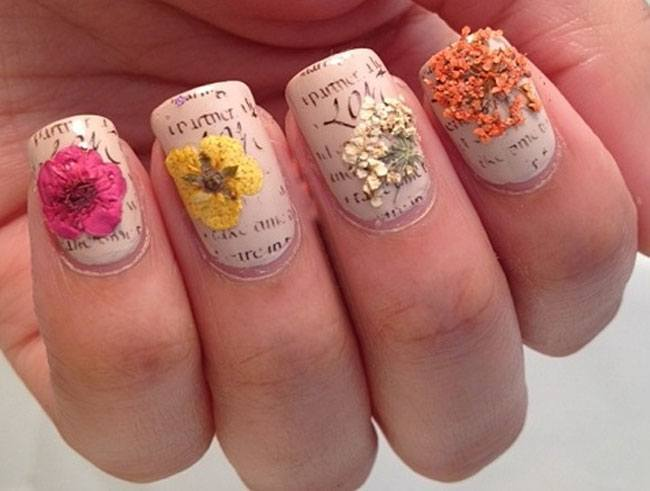 Inspired Nail Art Designs