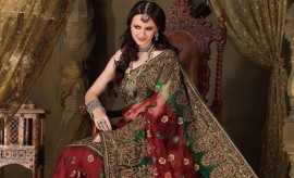 Guide on Picking Bridal Sarees