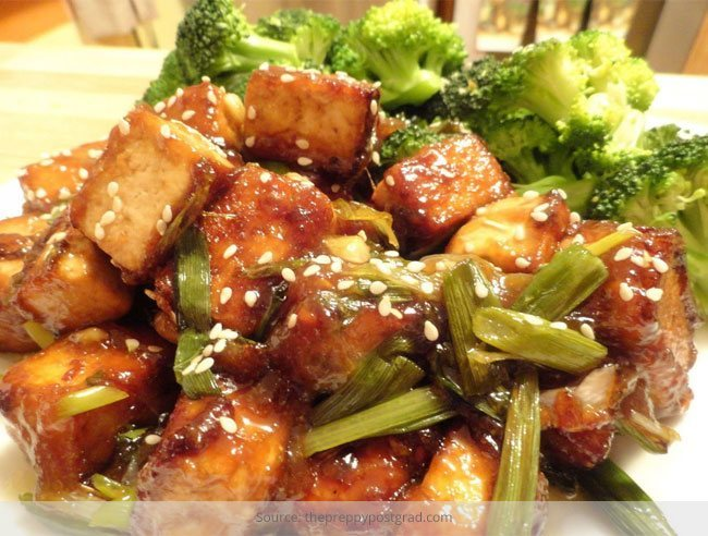 Healthy And Yummy Tofu For You