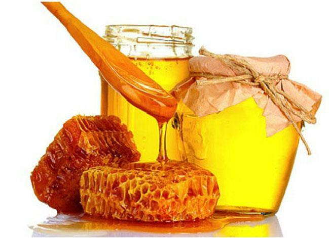 Honey for Soft and Smooth Hair