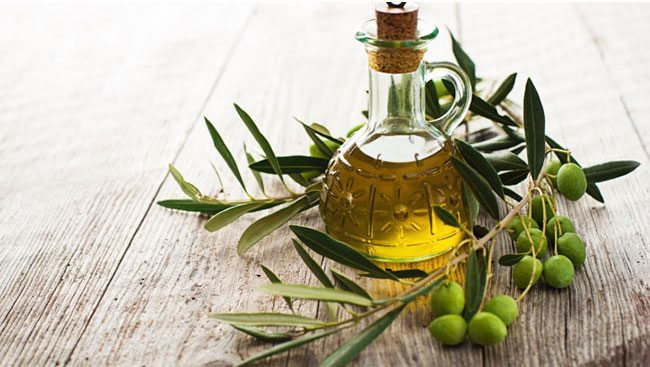 1. Hot Oil Treatment For Thick Hair