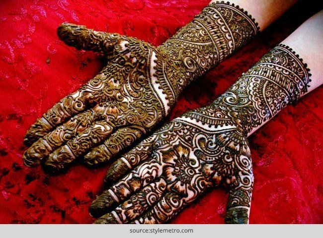 How to Remove The Mehendi Color at Home