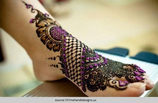 How To Darken Henna On Feet